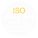 ISO45001:2018 Certified